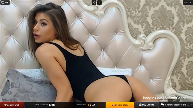 SharonCooper doggy recorded adult webcam show from Jasmin