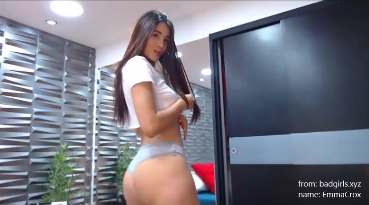 Booty Latina EmmaCrox